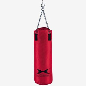 Hammer Boxing Kampsportsäck Punching Bag Fit - Red