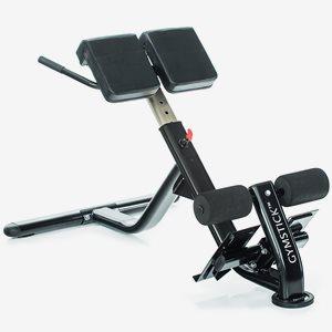 Gymstick Träningsbänk Back Extension Bench