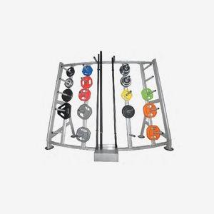 Titan LIFE Ställning viktskivor Pumset Rack. Holds 15 Set.