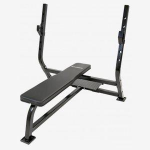 FitNord Träningsbänk Weight Bench
