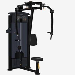 Impulse Styrkemaskin Bröst Pec Fly/Rear Delt It9515