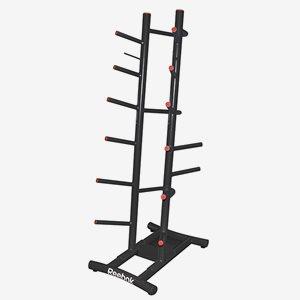 Reebok Ställning viktskivor Rack Rep Set Corner 10 pcs. Black