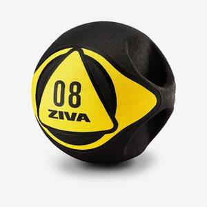 Ziva Medicinboll Zvo Dual Grip Medicine Ball