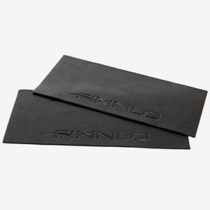 Finnlo Underlagsmatta Floor Mat 2 Pieces Black