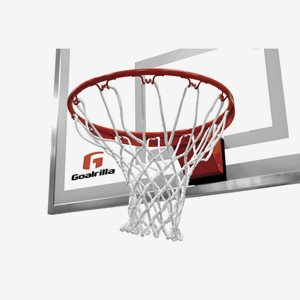 Hammer Basketball Basket Goalrilla Basketball Medium Weight Flex Rim