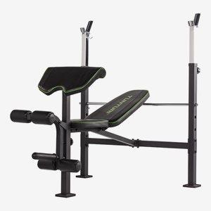 Tunturi Träningsbänk WB60 Olympic Width Weight Bench