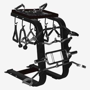 Nordic Fighter Power rack Accessories Rack