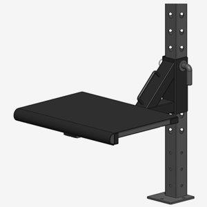 Master Fitness Crossfit rig Step Up Platform