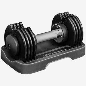 Casall Casall PRF Adjustable dumbbell set 10 kg, Hantlar
