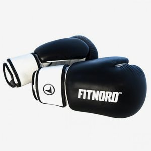 FitNord Boxnings- & Thaihandskar Boxing Gloves, Leather