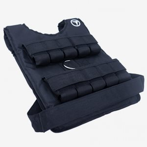 FitNord Viktväst Weight Vest 20 kg (Adjustable Weights)