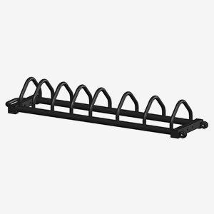 Master Fitness Ställning viktskivor Bumper Plate Rack 7