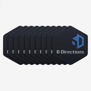 6-Directions Träningsredskap 6D Sliding Care - 6D Care Box 10 (5 sets)