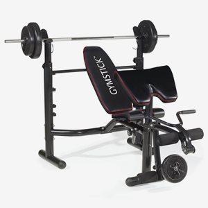 Gymstick Träningsbänk Weight Bench 400