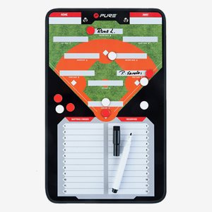 Pure2Improve Baseboll Coach Board - Baseboll