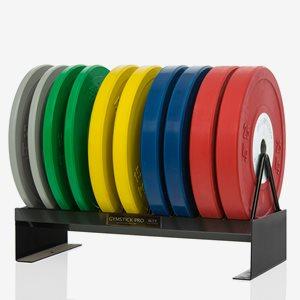 Gymstick Ställning viktskivor Pro Rack For Weight Plates