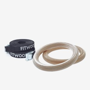 Fitwood Gymnastikringar Gym Rings Kids