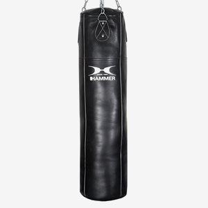 Hammer Boxing Kampsportsäck Punching Bag Cowhide Professional