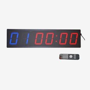Titan LIFE Tidtagning Digital Clock Incl. Remote (6 Digits)