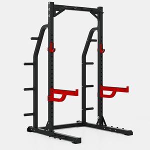 Master Fitness Power rack Halfrack Xt10