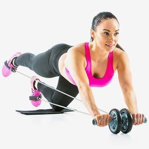 Gymstick Träningshjul Ultimate Exercise Roller