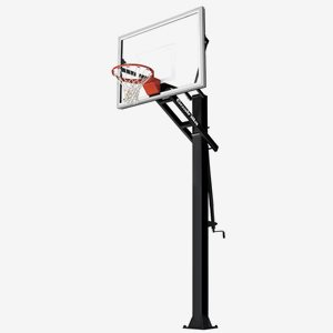 Hammer Basketball Basket Goalrilla Inground Basketball Hoop Gs54C
