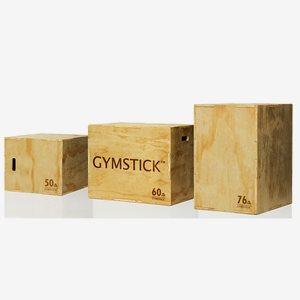 Gymstick Wooden Plyobox