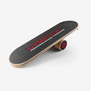 Gymstick Träningsredskap Wooden Balance Board