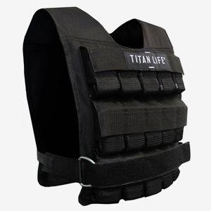 Titan LIFE Viktväst 30 kg Weight Vest