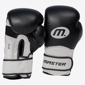 Master Fitness Boxnings- & Thaihandskar Boxhandske 12 Oz