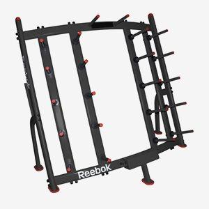 Reebok Ställning viktskivor Rack Rep Sets, 20 pcs