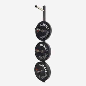 Casall Pro Ställning viktskivor Weight Tree Wall