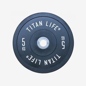 Titan LIFE Viktskiva Bumper Elite Bumper Plates