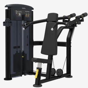 Impulse Styrkemaskin Bröst Shoulder Press It9512