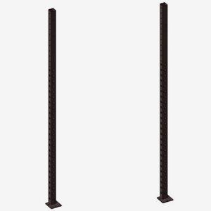 Master Fitness Crossfit rig Uprights 275 cm - Par