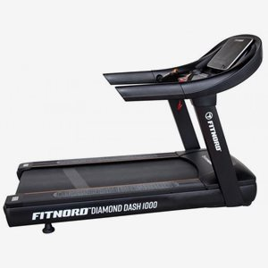 FitNord Löpband Diamond Dash 1000 Treadmill