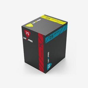 LivePro Plyo Box 3-In-1 Pro-Duty Soft Plyo Metric Boxes