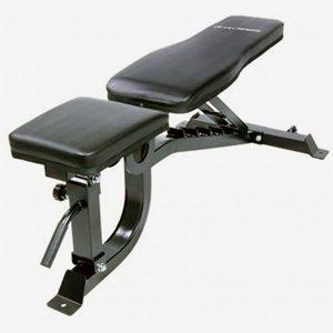 FitNord Träningsbänk Adjustable Bench Pro