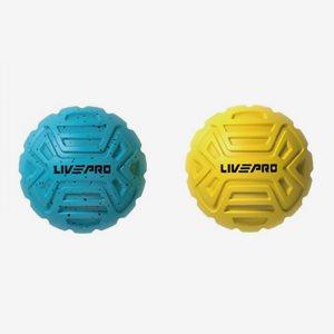LivePro Massageboll Massage Ball 6,8 cm (2 Stycken)