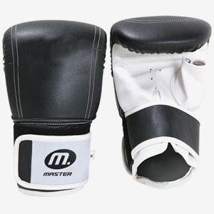 Master Fitness Säck- & mittshandskar Slaghandske Läder