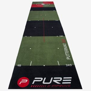 Pure2Improve Golf Golfputting Mat
