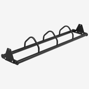 Master Fitness Ställning viktskivor Bumper Storage Shelf 178 Cm