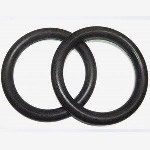 FitNord Gymnastikringar Plastic Gym Rings (Pair)