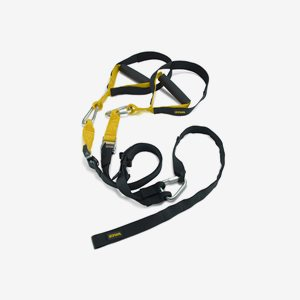 Ziva Träningsredskap Suspension Training System Black/Yellow