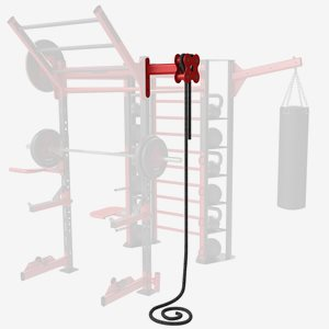 Reebok Delta Crossfit rig Power Station Attachment - Rope Pull