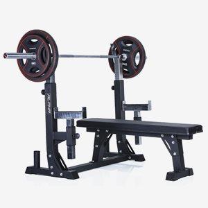 Gymstick Träningsbänk Alpha Weight Bench