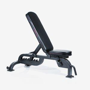 Gymstick Träningsbänk Adjustable Bench Pro.