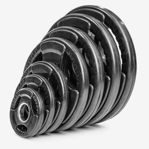 Gymstick Viktskiva Gummerad Rubber Weight Plate