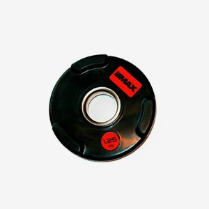 Titan LIFE Viktskiva Gummerad Pro Weight Disc Grip Rubber