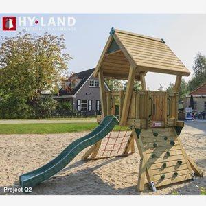 Hy Land Klätterställning Hy-Land Q Projekt 2